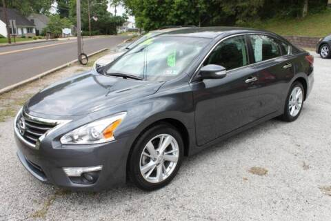 2013 Nissan Altima for sale at Mayer Motors of Pennsburg - Green Lane in Green Lane PA
