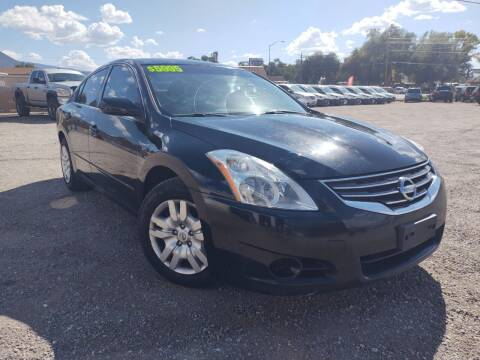 2012 Nissan Altima for sale at Canyon View Auto Sales in Cedar City UT