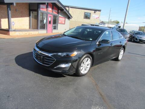 2019 Chevrolet Malibu for sale at Riverside Motor Company in Fenton MO