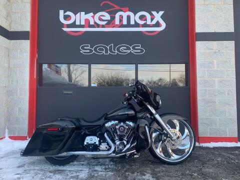 2015 Harley-Davidson Electra Glide Ultra Limited for sale at BIKEMAX, LLC in Palos Hills IL