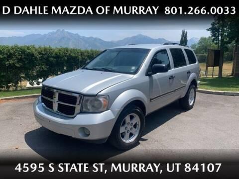 2008 Dodge Durango for sale at D DAHLE MAZDA OF MURRAY in Salt Lake City UT