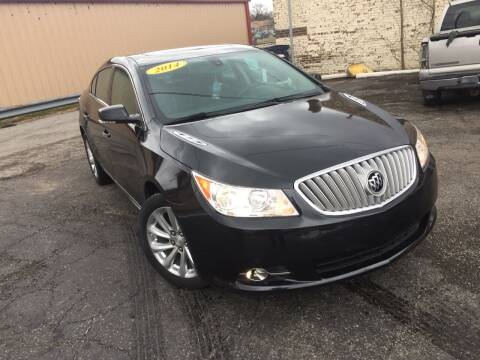 2014 Buick LaCrosse for sale at Some Auto Sales in Hammond IN