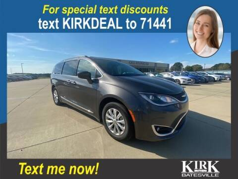 2019 Chrysler Pacifica for sale at Kirk Brothers Batesville in Batesville MS