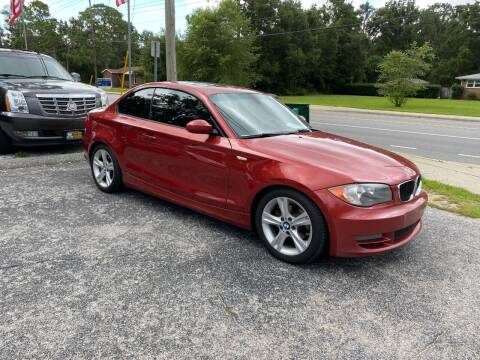 2009 BMW 1 Series for sale at INTERSTATE AUTO SALES in Pensacola FL