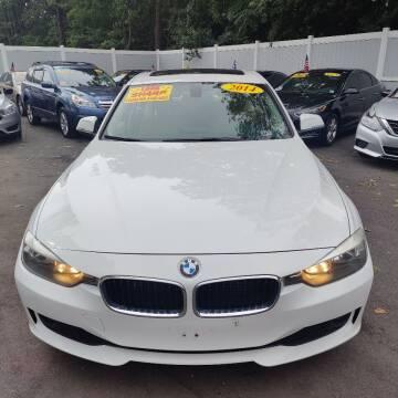 2014 BMW 3 Series for sale at Elmora Auto Sales in Elizabeth NJ