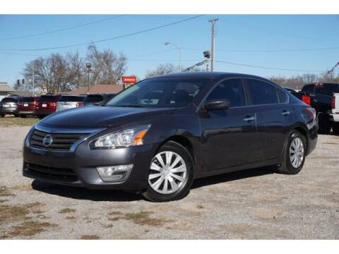 2013 Nissan Altima for sale at Bryans Car Corner in Chickasha OK