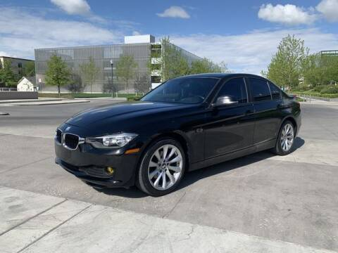 2014 BMW 3 Series for sale at Classic Car Deals in Cadillac MI