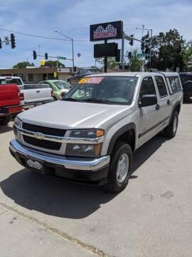 2005 Chevrolet Colorado for sale at Corridor Motors in Cedar Rapids IA