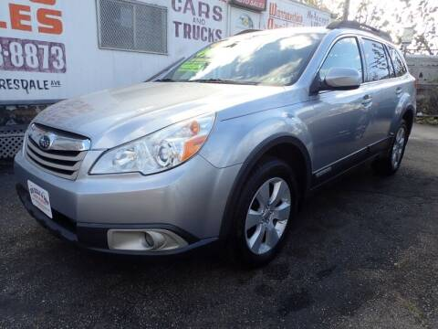 2012 Subaru Outback for sale at Dan Kelly & Son Auto Sales in Philadelphia PA