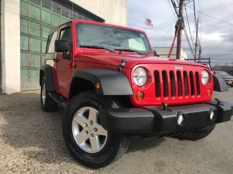 2011 Jeep Wrangler for sale at Illinois Auto Sales in Paterson NJ