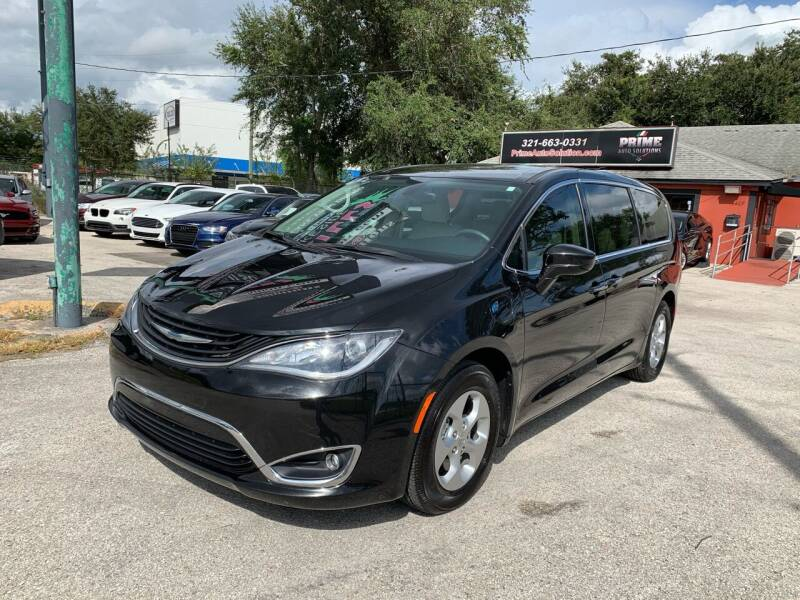 2017 Chrysler Pacifica Hybrid for sale at Prime Auto Solutions in Orlando FL