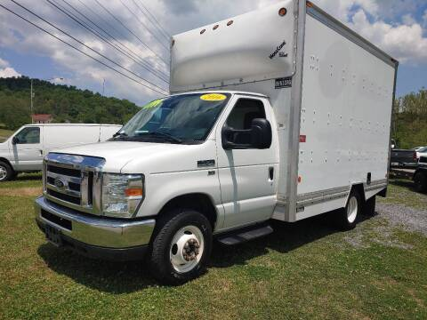 2016 Ford E-Series Chassis for sale at Kerwin's Volunteer Motors in Bristol TN