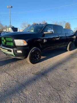2012 RAM Ram Pickup 2500 for sale at Super Cars Direct in Kernersville NC