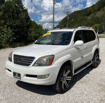2006 Lexus GX 470 for sale at STARLITE AUTO SALES LLC in Amelia OH