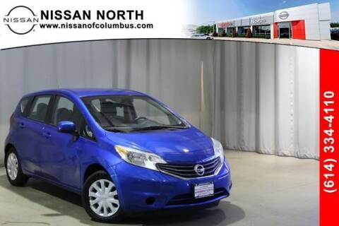 2014 Nissan Versa Note for sale at Auto Center of Columbus in Columbus OH