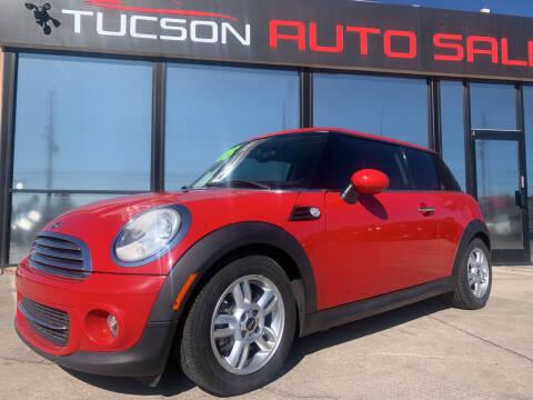 2013 MINI Hardtop for sale at Tucson Auto Sales in Tucson AZ