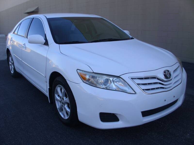2011 Toyota Camry for sale at Big E's Auto Group LC in Marion TX