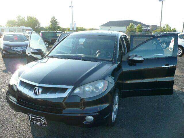 2007 Acura RDX for sale at Prospect Auto Sales in Osseo MN