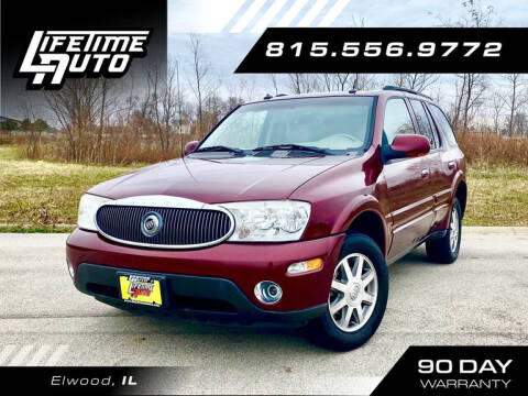 2004 Buick Rainier for sale at Lifetime Auto in Elwood IL