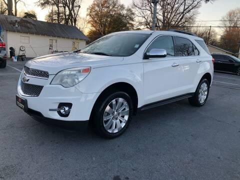 2010 Chevrolet Equinox for sale at Atlas Auto Sales in Smyrna GA