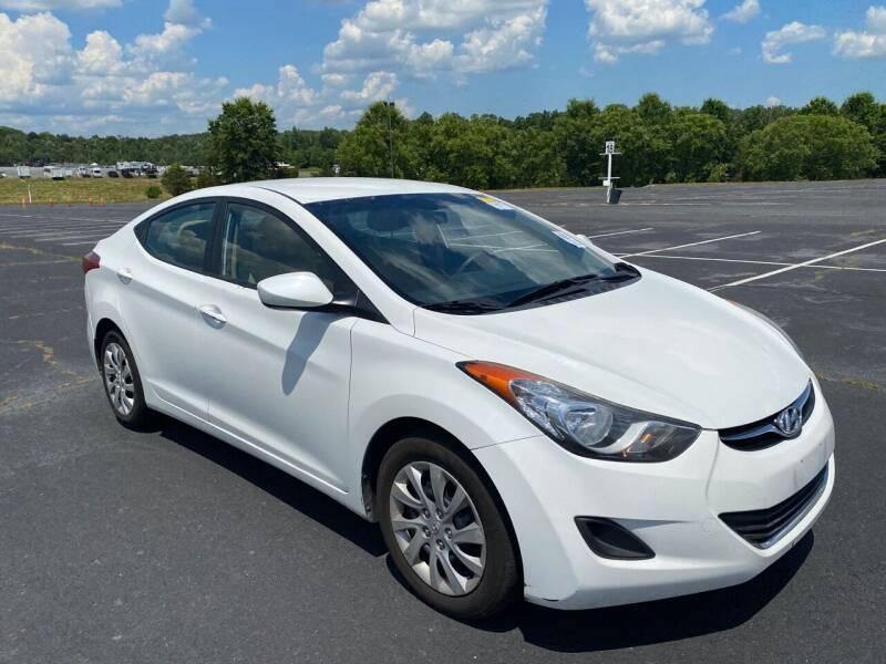 2011 Hyundai Elantra for sale at Used Cars of Fairfax LLC in Woodbridge VA