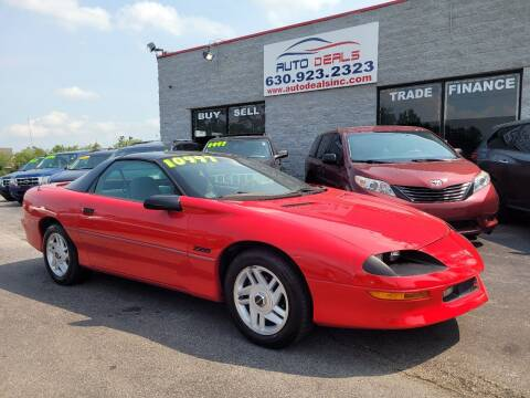 1994 Chevrolet Camaro for sale at Auto Deals in Roselle IL