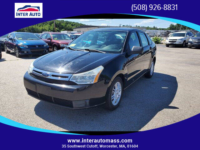 2010 Ford Focus for sale in Worcester, MA