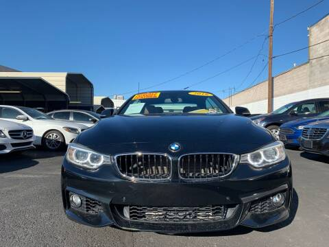 2016 BMW 4 Series for sale at Auto Center Of Las Vegas in Las Vegas NV