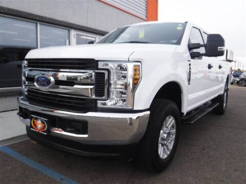 2019 Ford F-250 Super Duty for sale at Torgerson Auto Center in Bismarck ND
