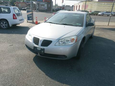 2007 Pontiac G6 for sale at LaBate Auto Sales Inc in Philadelphia PA