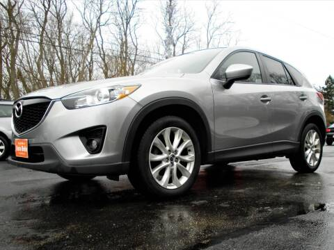 2013 Mazda CX-5 for sale at Auto Brite Auto Sales in Perry OH