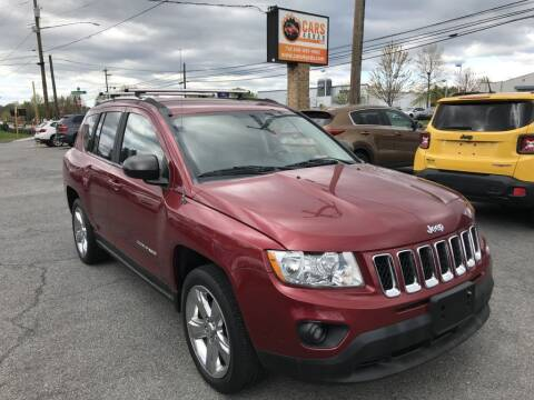 2011 Jeep Compass for sale at Cars 4 Grab in Winchester VA