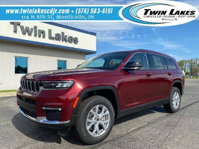 2021 Jeep Grand Cherokee L for sale in Monticello, IN