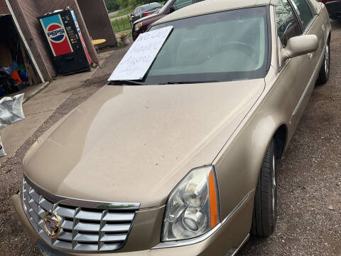 2006 Cadillac DTS for sale at Continental Auto Sales in White Bear Lake MN