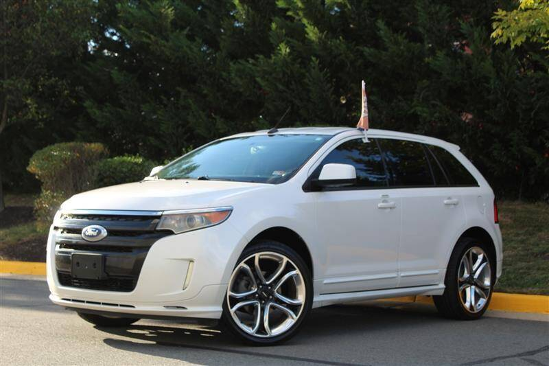 2011 Ford Edge for sale at Quality Auto in Sterling VA