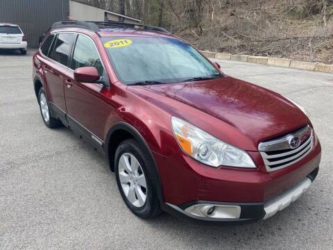 2011 Subaru Outback for sale at Worldwide Auto Group LLC in Monroeville PA