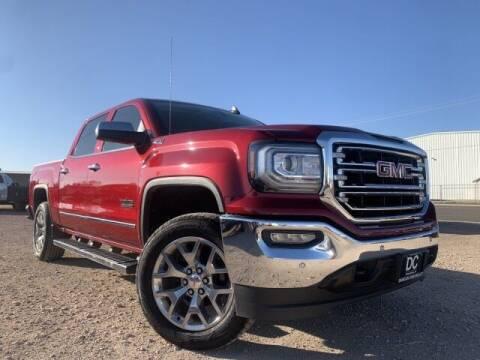2018 GMC Sierra 1500 for sale at Bulldog Motor Company in Borger TX