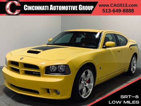 2007 Dodge Charger for sale at Cincinnati Automotive Group in Lebanon OH
