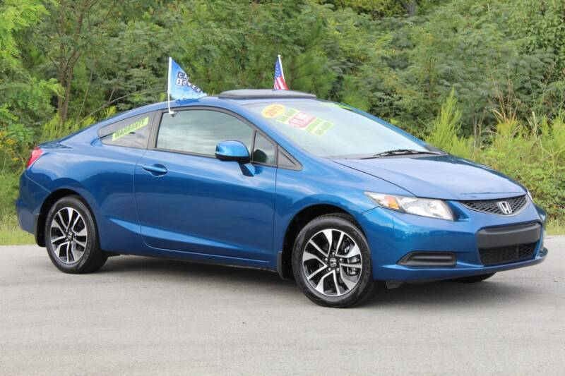 2013 Honda Civic for sale at McMinn Motors Inc in Athens TN