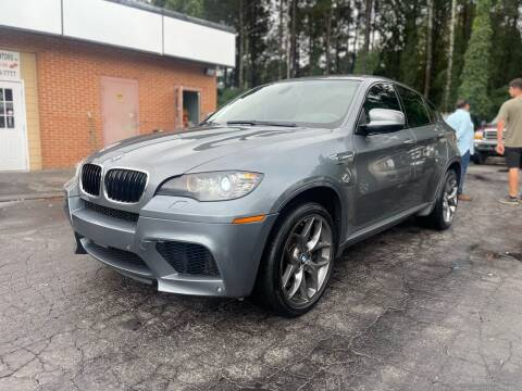 2010 BMW X6 M for sale at Magic Motors Inc. in Snellville GA
