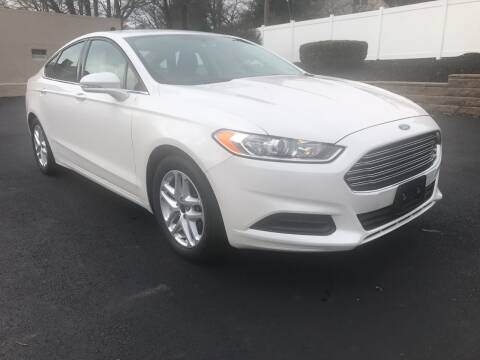 2016 Ford Fusion for sale at CARSTORE OF GLENSIDE in Glenside PA