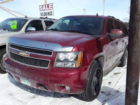 2007 Chevrolet Suburban for sale at Affordable 4 All Auto Sales in Elk River MN