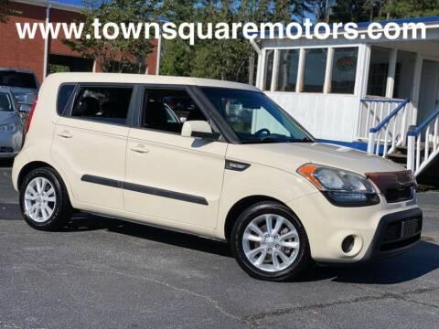 2013 Kia Soul for sale at Town Square Motors in Lawrenceville GA