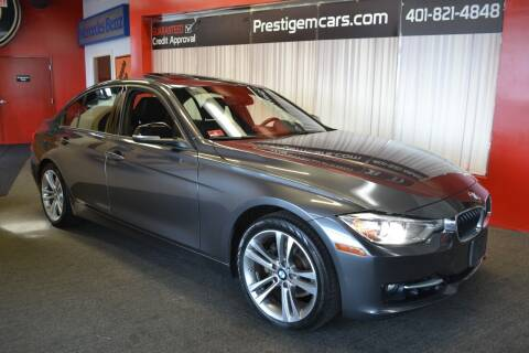 2013 BMW 3 Series for sale at Prestige Motorcars in Warwick RI