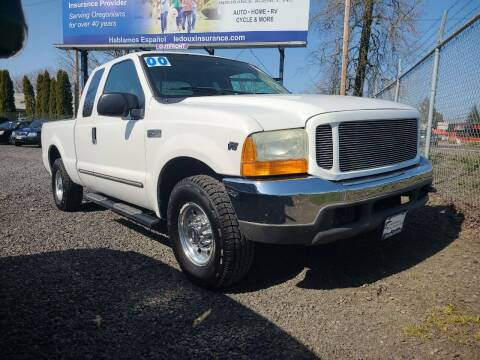2000 Ford F-250 Super Duty for sale at Universal Auto Sales in Salem OR