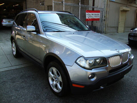 2007 BMW X3 for sale at Discount Auto Sales in Passaic NJ