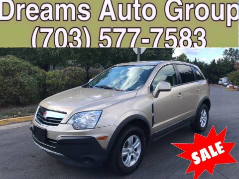 2008 Saturn Vue for sale at Dreams Auto Group LLC in Sterling VA