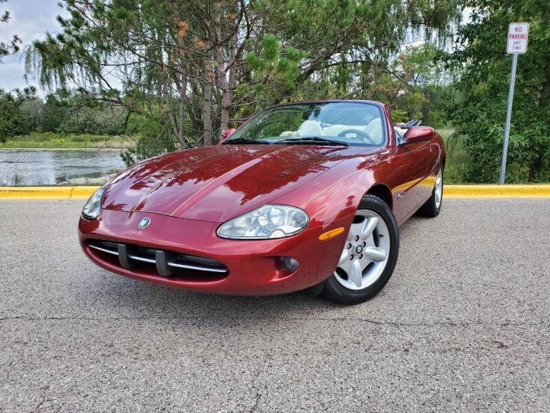 1997 Jaguar XK-Series for sale at Excalibur Auto Sales in Palatine IL