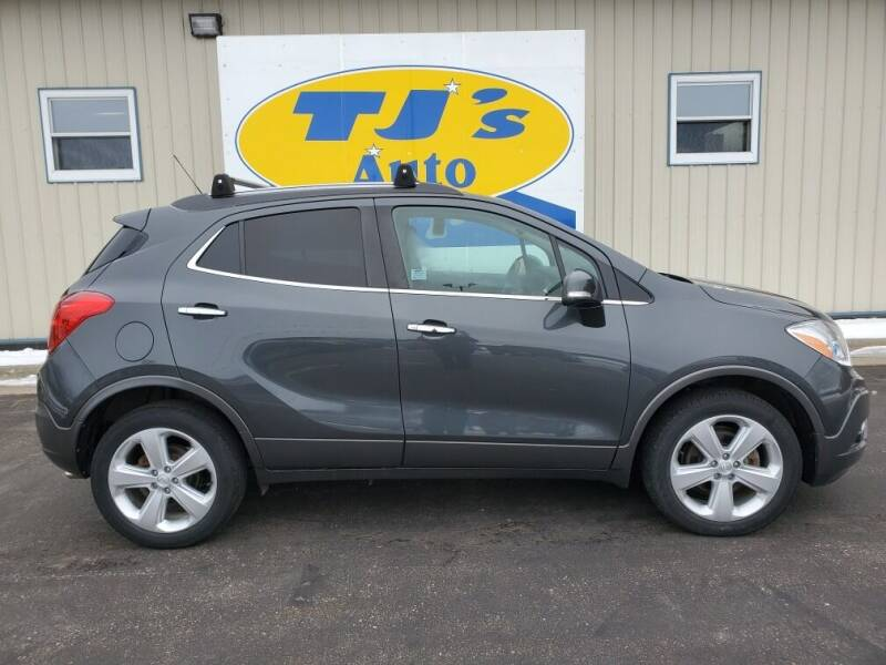 2016 Buick Encore for sale at TJ's Auto in Wisconsin Rapids WI