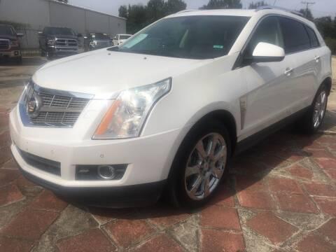 2010 Cadillac SRX for sale at CAPITOL AUTO SALES LLC in Baton Rouge LA